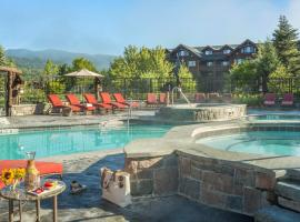 The Whiteface Lodge, Lake Placid (in de buurt van Saranac Lake)