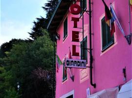 Nuovo Hotel Giardini, Bra