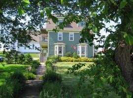 Louisbourg Heritage House, Louisbourg (Port Morien yakınında)