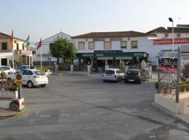 Hostal Andalucia, Аркос-де-ла-Фронтера (рядом с городом Хедула)