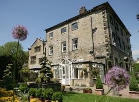 Cononley Hall Bed & Breakfast, Скиптон (рядом с городом Low Bradley)