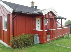 Holiday home Svingvoll Hjelmstadvegen, Svingvoll