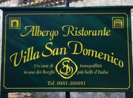 Villa San Domenico, Morano Calabro
