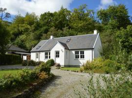 Teal Cottage, Clachan of Glendaruel (рядом с городом Kilfinan)