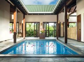 Le Phare Bleu Villa Resort, Сент-Джорджс (рядом с городом Lower Woburn)