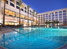 Golden Crown Hotel, Нацерет (рядом с городом Balfouriyya)