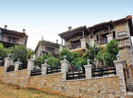 Three-Bedroom Holiday home with Sea View in Astros Peloponnese, Áyios Ioánnis (рядом с городом Orini Meligou)