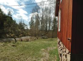 Holiday Home Kjopmannsskjær with Sauna I, Tokenes