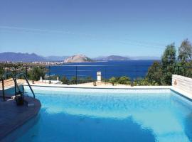 Holiday Home Aigina Saronic Island 04, Kapótidhes (рядом с городом Пердика)