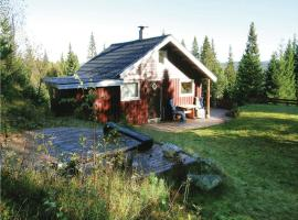 One-Bedroom Holiday Home in Fannrem