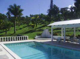 Shotover Gardens Estate, Port Antonio (Lennox yakınında)