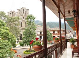 Hotel Valdivia Plaza