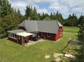 Four-Bedroom Holiday Home in Vejers Strand, Vejers Strand