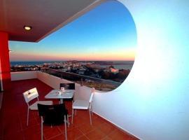 Caravella Luxury Apartments, Palaiochóra