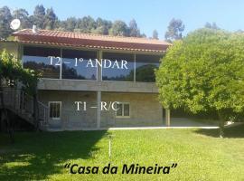 Casa da Mineira T1, Geres