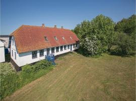 Holiday home Poulskervej, Spidsegård (Povlskirke yakınında)