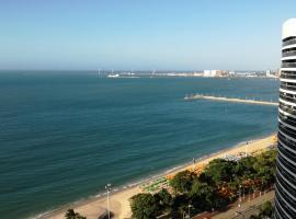Flat Atlântico ArtImobilis, Fortaleza
