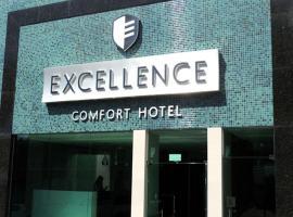 Excellence Comfort Hotel, Divinópolis (Carmo do Cajuru yakınında)