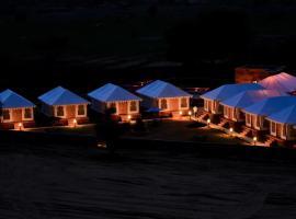 Manbha Camps & Resorts, Kūri (рядом с городом Kotri)