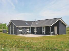 Holiday home Skjern with Sauna 311, Stavning