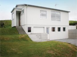 Holiday home Budardalur YA-817, Búðardalur