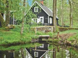 Holiday home Kvarnen Snärshult Vittsjö, Ubbalt