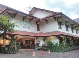 NARITA Hotel - NARITA Classic Hotel Tulungagung, Tulungagung (рядом с городом Kalangbret)