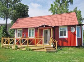 Holiday home Fäjövägen Lyckeby II, Lyckeby