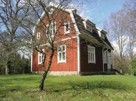 Holiday home Strömhult Långaryd, Simmarydsnäs