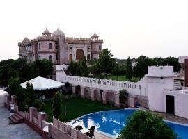 Fort Bijaynagar, Bijainagar (рядом с городом Beāwar)