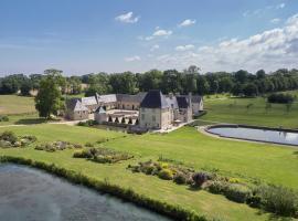 La Grange du Manoir de Cleronde, Бле (рядом с городом Mosles)