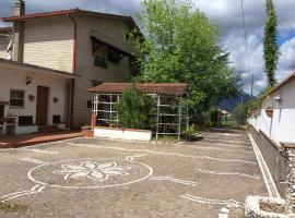 Villa Selvotta, Cassino (Sant'Elia Fiumerapido yakınında)