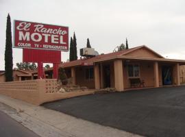 El Rancho Motel, Globe