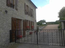Maison de vacances, Crouay (рядом с городом Ле-Брёй-ан-Бессен)