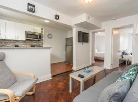Modern Philadelphia Two-Bedroom Condo with Free Parking