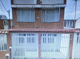 Apartment in Bogota, Bogotá (Segovia yakınında)