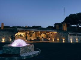 Hotel Resort El Montico, Tordesillas (San Miguel del Pino yakınında)