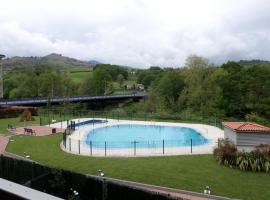 Apartamento Jardines del Sella, Cangas de Onís (Llueves yakınında)