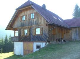 Brunnerhütte, Bad Sankt Leonhard im Lavanttal (Reichenfels yakınında)