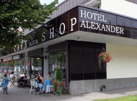 Hotel Alexander, Mänttä