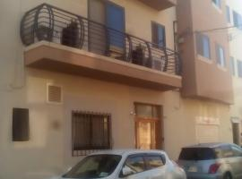 Private village apartment