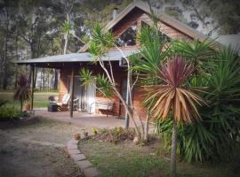 Bournda Beach Cottage, Merimbula (Tathra yakınında)