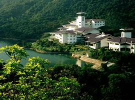 温州瑶溪王朝大酒店, Wenzhou (Ningcunso yakınında)