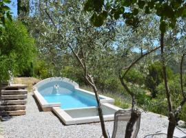 Villa Pierresca, La Destrousse (рядом с городом Roquevaire)