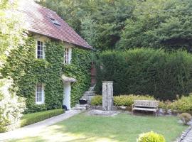 Maison d'hotes Les Jardins du Val, Port-Villez (рядом с городом Живерни)