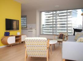 Apartment near Ihilov-DiamondExchange, Tel Aviv