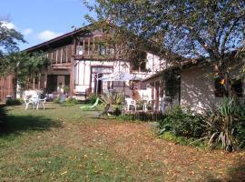 Grand Hourcqs, Pouillon (рядом с городом Labatut)
