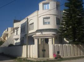 1er Etage Villa à Kelibia, Kelibia (in de buurt van Al Marsá)