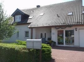 Haus am Wald, Guhrow (Werben yakınında)