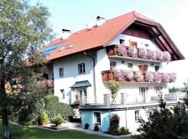 Pension Waldhof, Koppl (Ebenau yakınında)